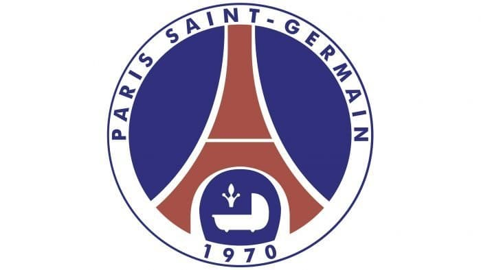 PSG Logo 1996-2002