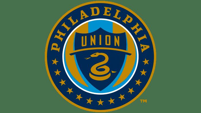 Philadelphia Union Logo 2010-2017