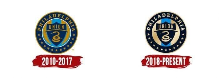 Philadelphia Union Logo History