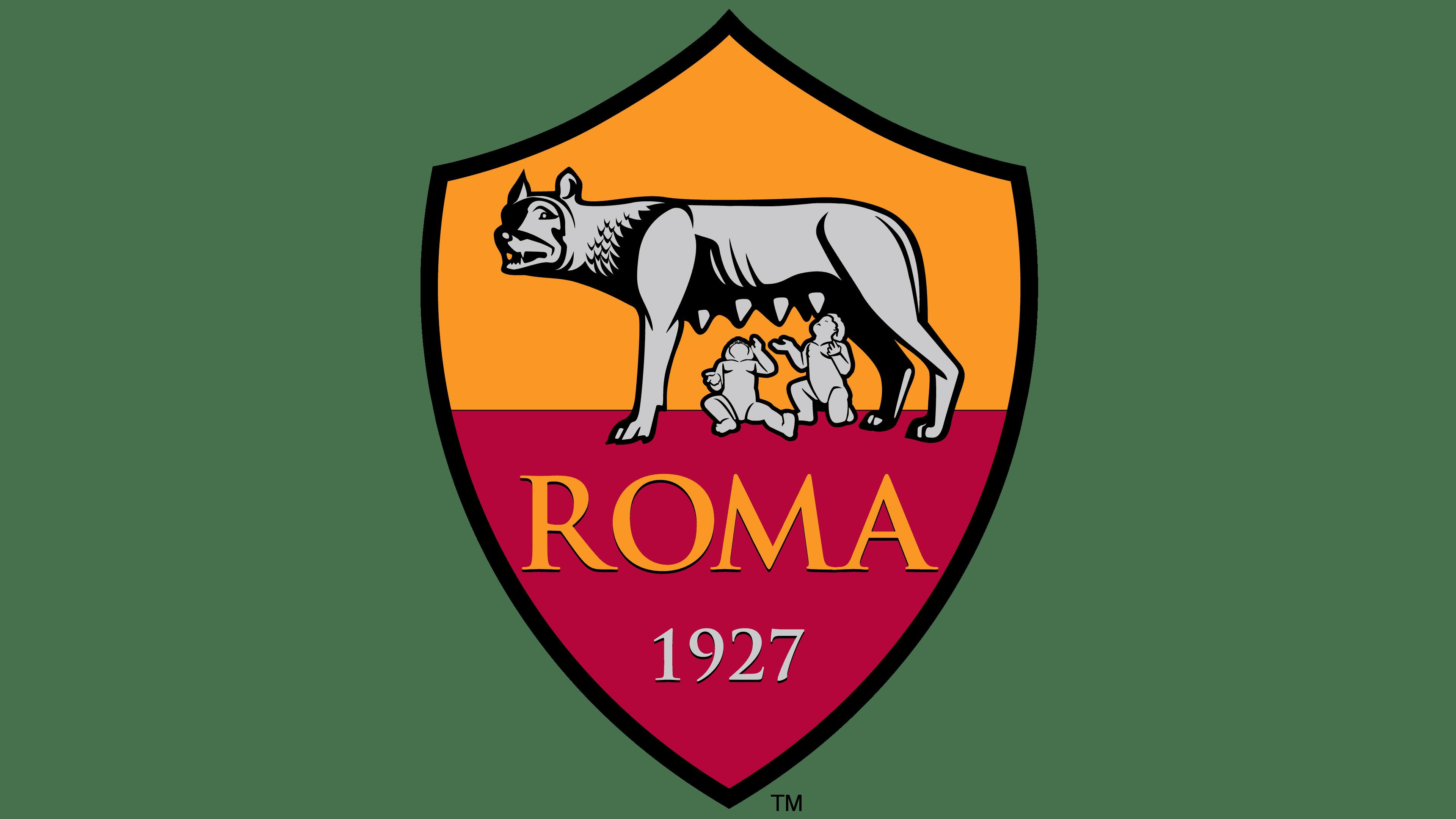 Roma Logo   Symbol, History, PNG (3840*2160)