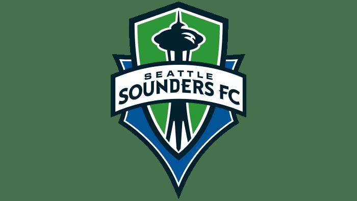 Seattle Sounders FC Logo 2009 present