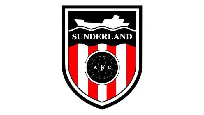 Sunderland Logo 1991-1997