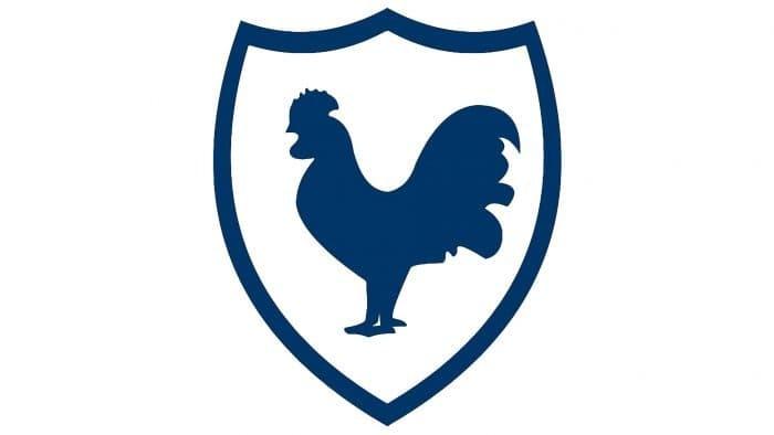 Tottenham Hotspur Logo 1921-1951