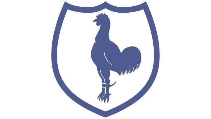 Tottenham Hotspur Logo 1951-1960s