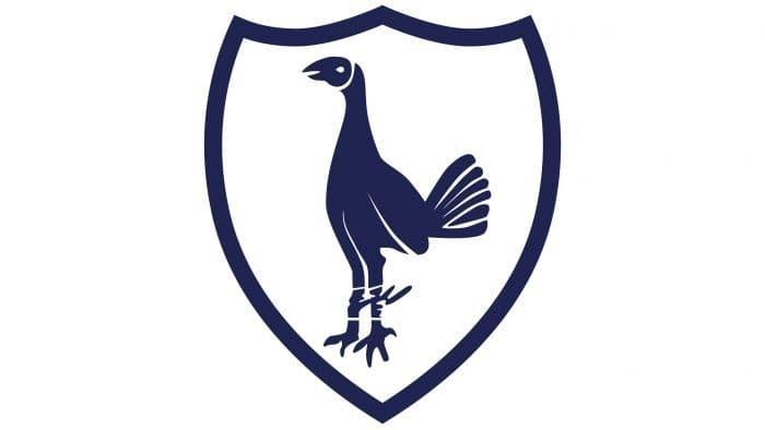 Tottenham Hotspur Logo 1960s-1971