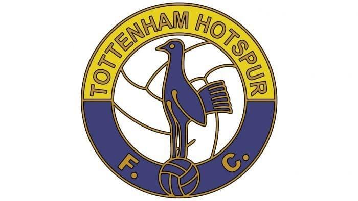 Tottenham Hotspur Logo 1972-1981