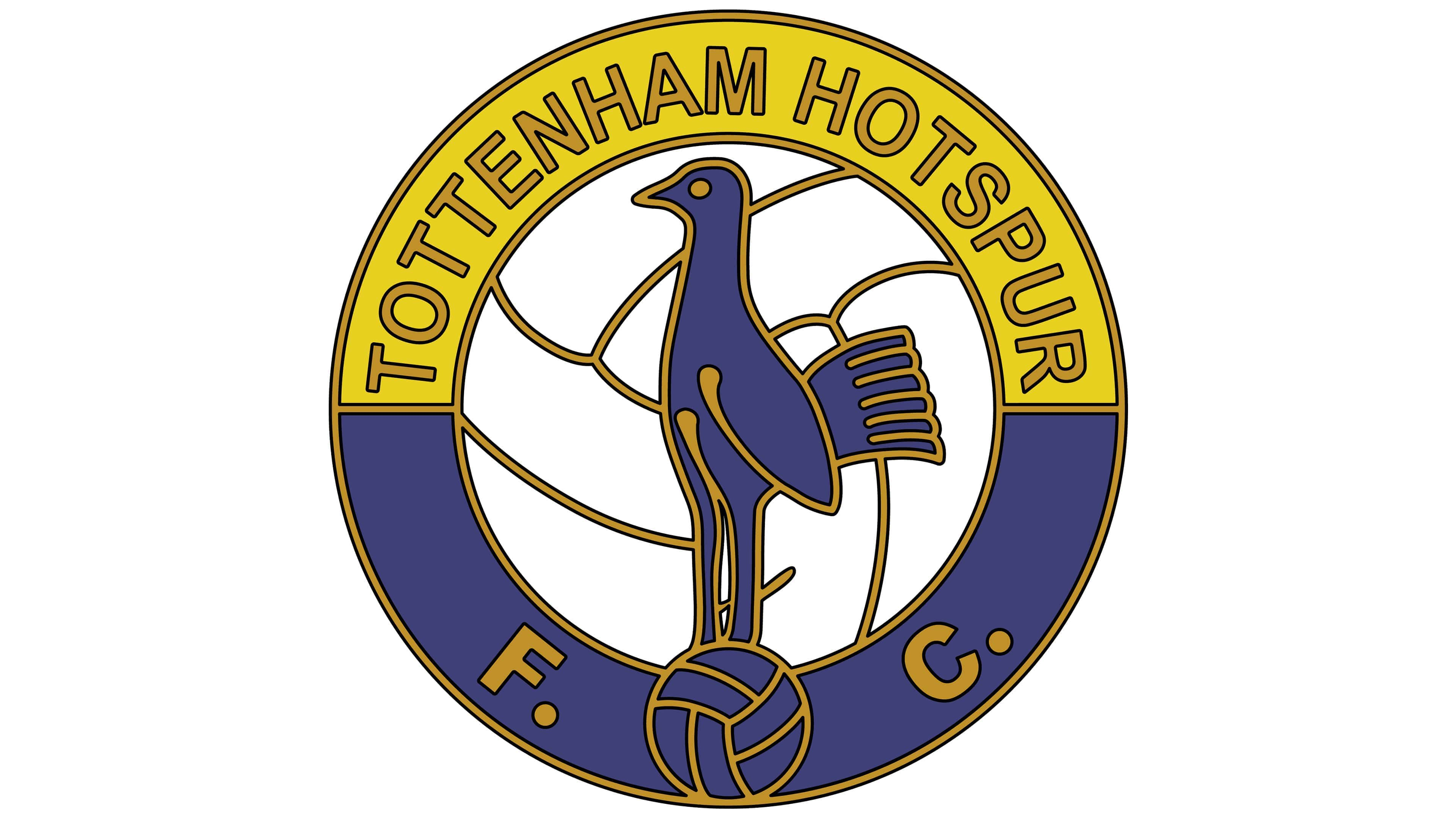 Tottenham Hotspur Logo The Most Famous Brands And Company Logos In The World