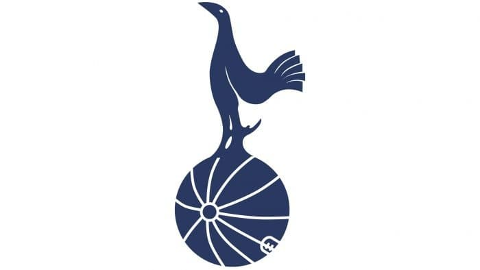 Tottenham Hotspur Logo 1973-1981 additional