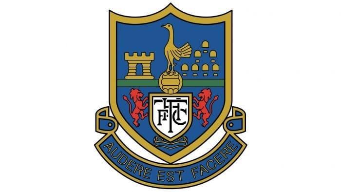 Tottenham Hotspur Logo 1983-1984