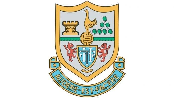 Tottenham Hotspur Logo 1987-1988