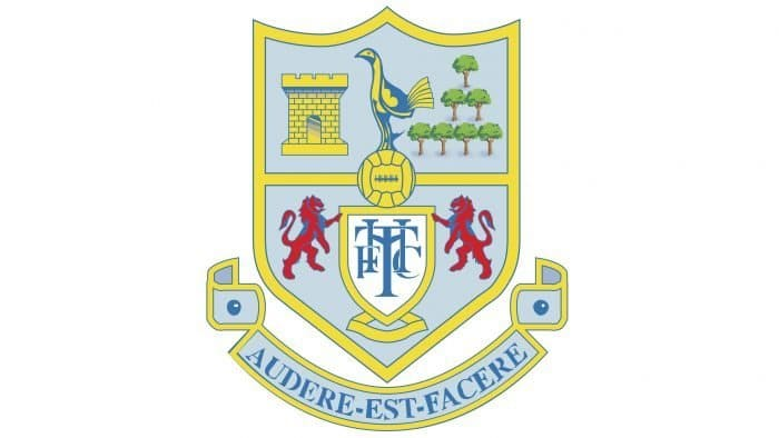 Tottenham Hotspur Logo 1988-1989