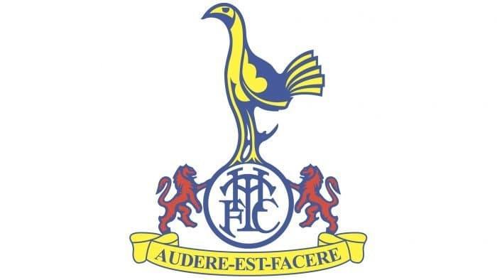 Tottenham Hotspur Logo 1989-1995