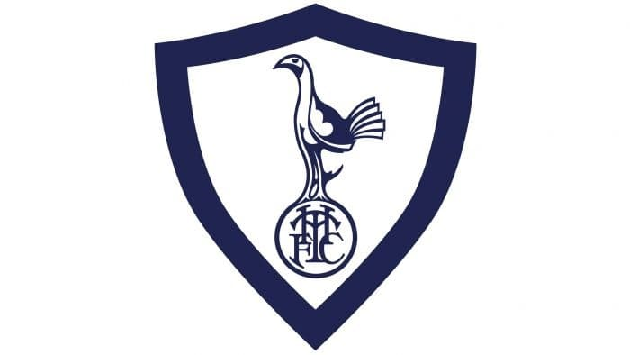 Tottenham Hotspur Logo 1995-1997
