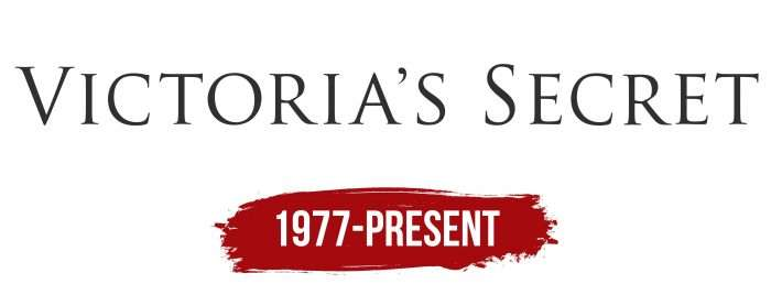 Victoria's Secret Logo History
