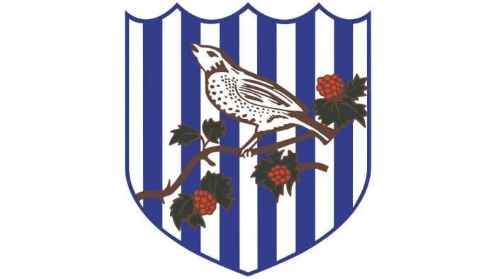 West Bromwich Logo 1970s