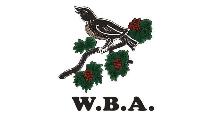 West Bromwich Logo 1986-1994