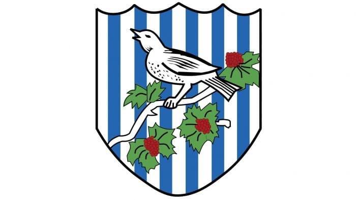 West Bromwich Logo 2000-2001