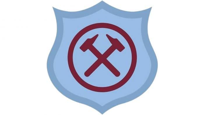 West Ham Logo 1923-1950