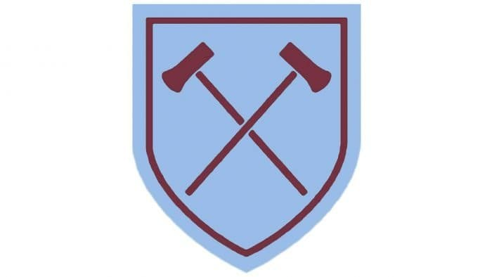 West Ham Logo 1958-1963