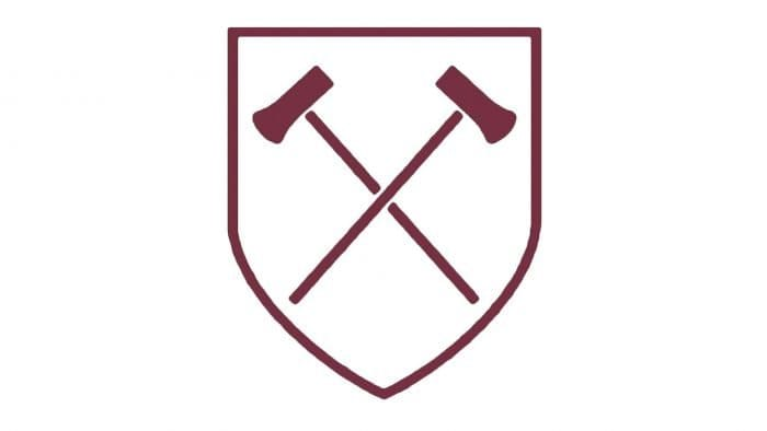 West Ham Logo 1963-1968