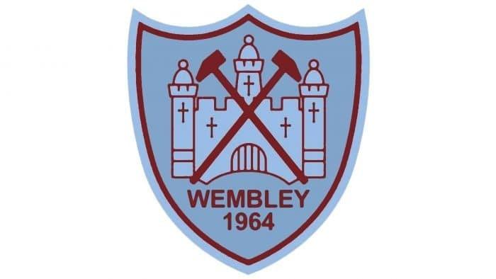 West Ham Logo 1964 FA Cup Final