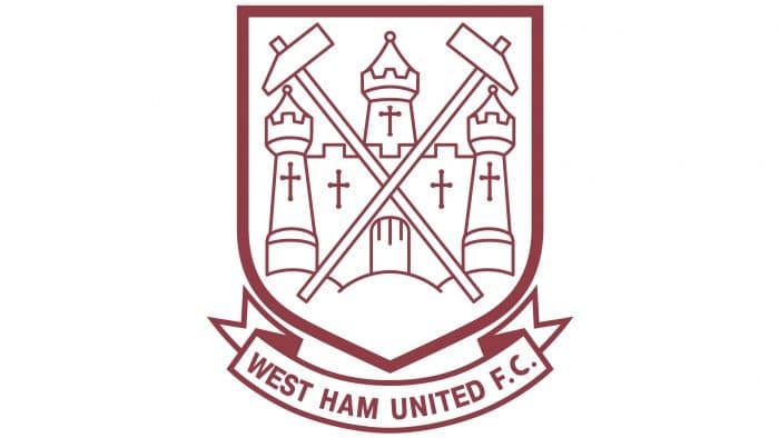West Ham Logo 1968-1975