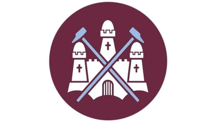 West Ham Logo 1975-1980