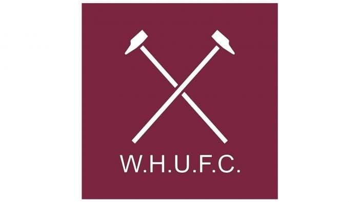 West Ham Logo 1983-1985