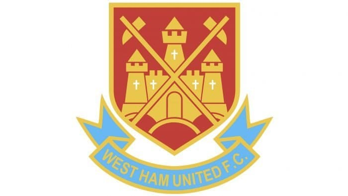 West Ham Logo 1987-1999