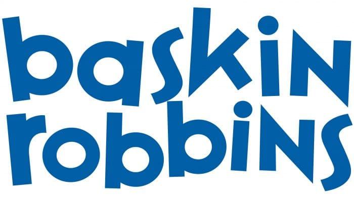 Baskin Robbins woodmark logo