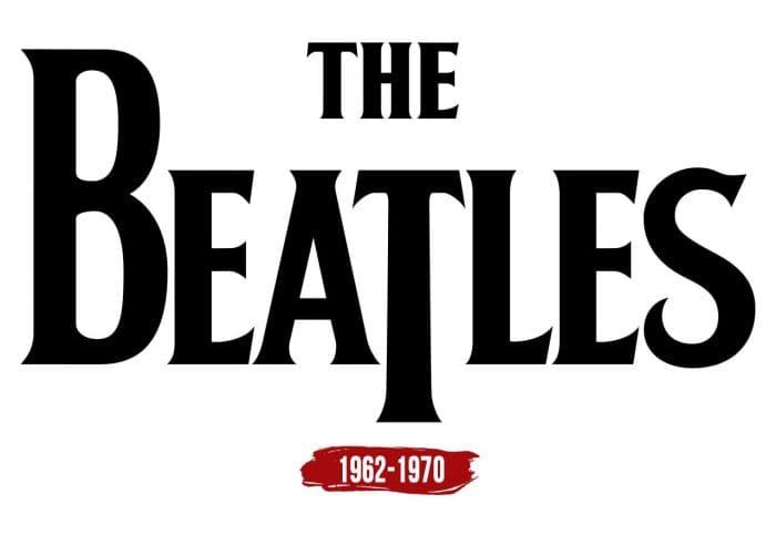 Beatles Logo History