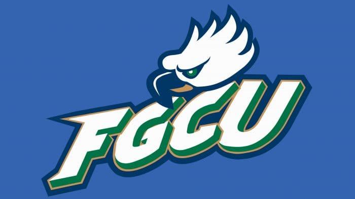 Florida Gulf Coast Eagles Basketball Logo