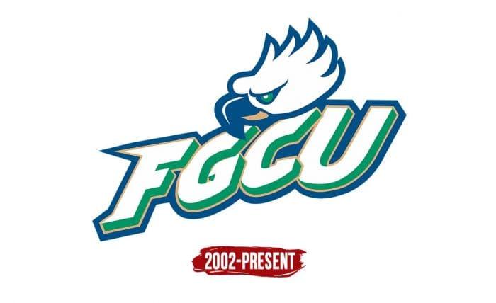 Florida Gulf Coast Eagles Logo History