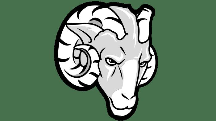Fordham Rams Emblem