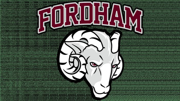 Fordham Rams Football Logo