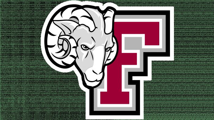 Fordham Rams Logo 2008-Present