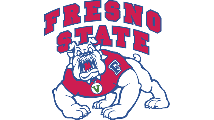 Fresno State Bulldogs Football Logo