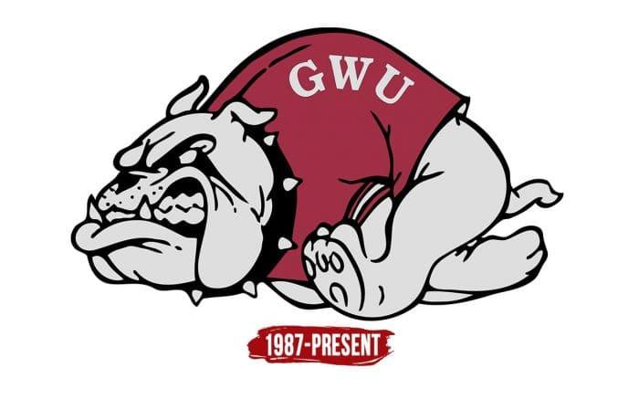 Gardner-Webb Bulldogs Logo History