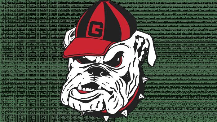 Georgia Bulldogs Baseball Logo
