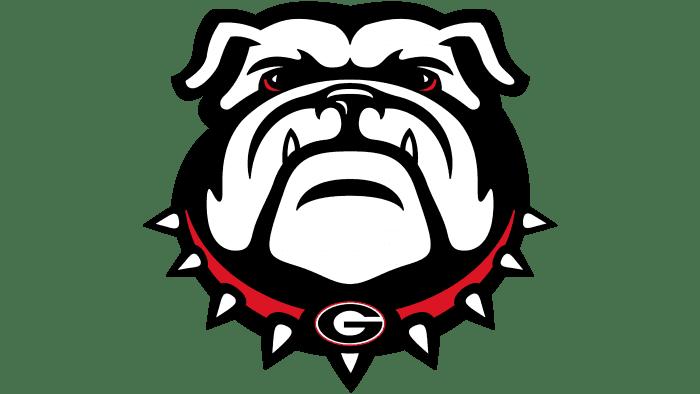 Georgia Bulldogs Basketball Logo