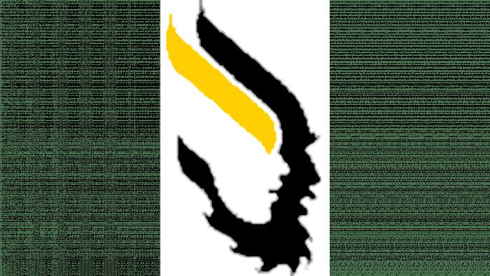 Idaho Vandals logo 1983-1991