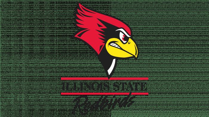 Illinois State Redbirds Logo 1996-2004