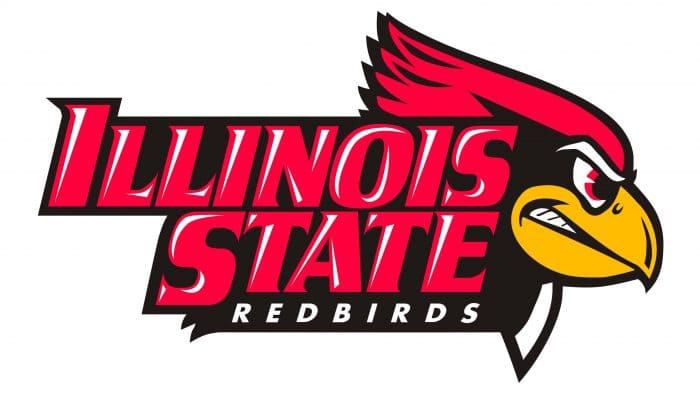 Illinois State Redbirds Logo 2005-Present