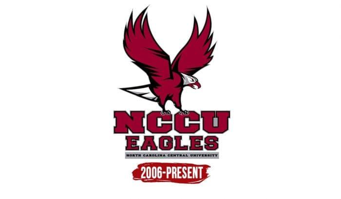 NCCU Eagles Logo History