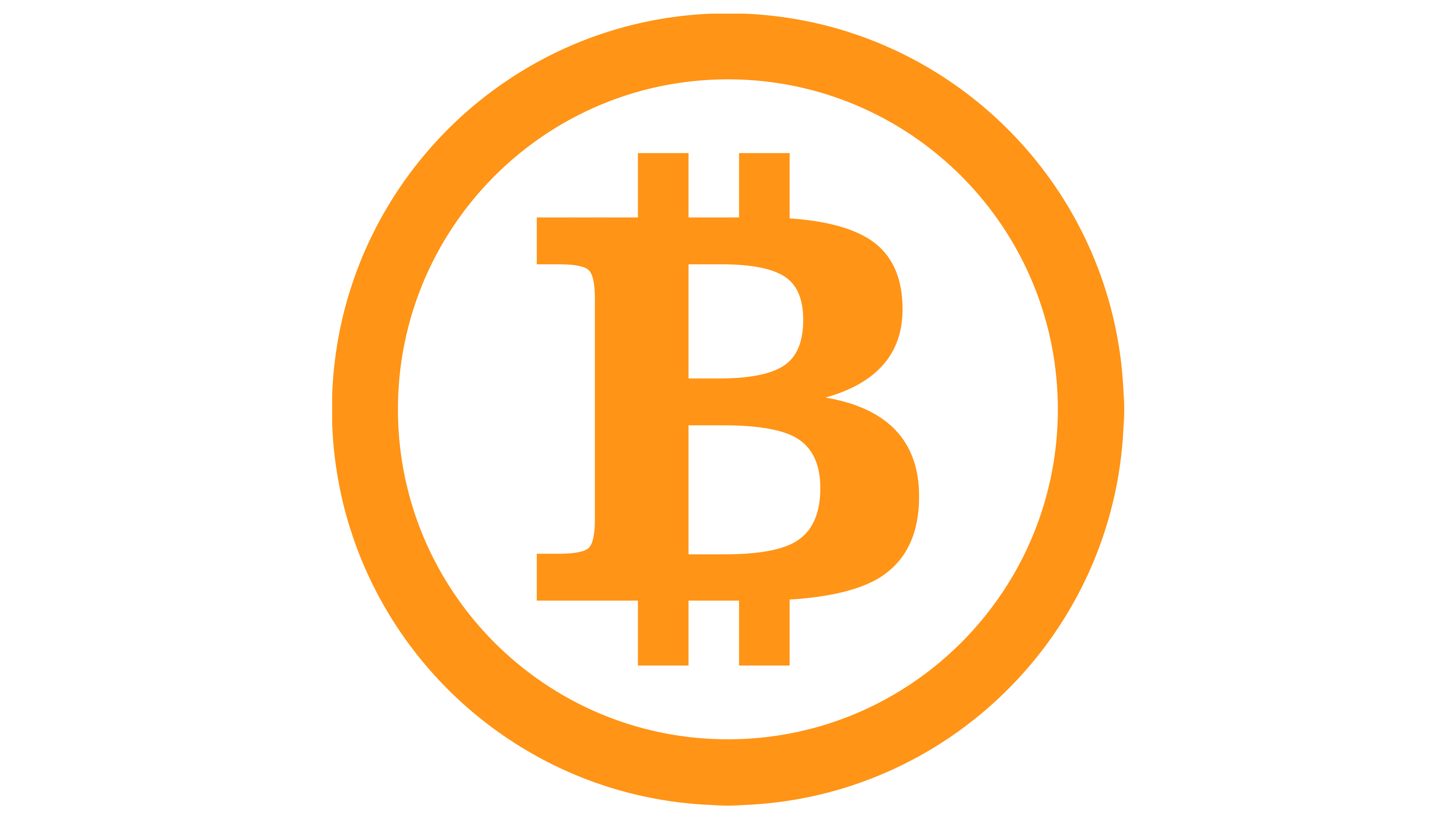 Bitcoin Logo The Most Famous Brands And Company Logos In The World