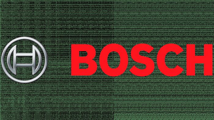 Bosch Logo 2002-2018