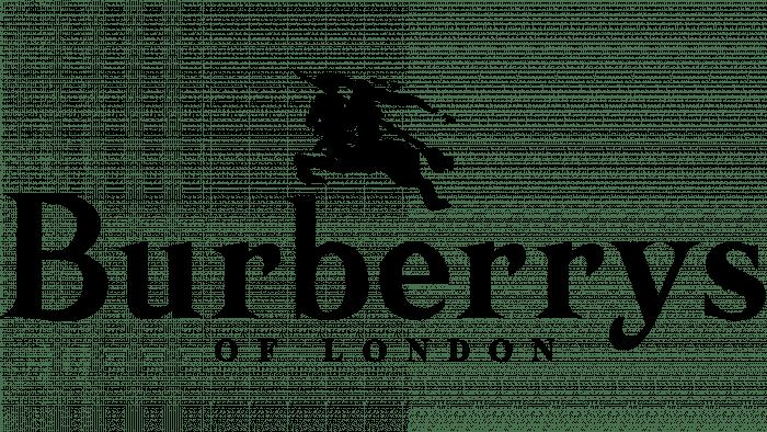 Burberrys Logo 1968-1999