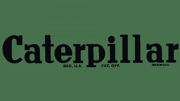 Caterpillar Logo 1939-1941