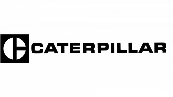 Caterpillar Logo 1967-1989