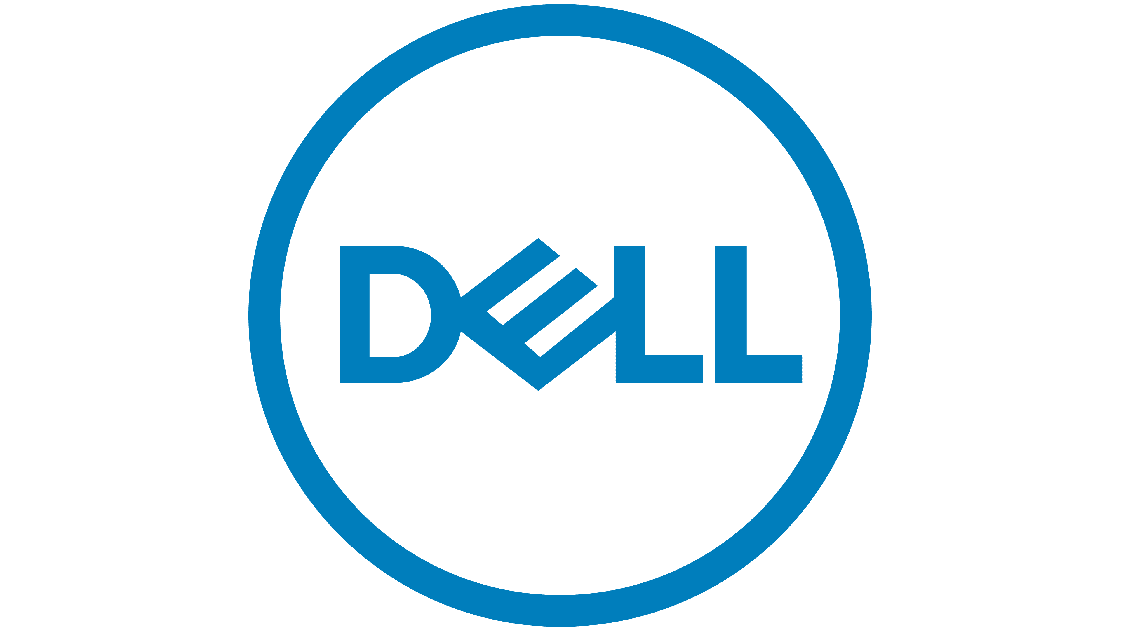 Dell Logo | The most famous brands and company logos in the world